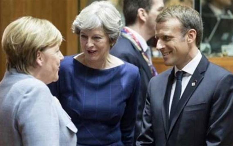 Γαλλία, Γερμανία, Βρετανία εκφράζουν την λύπη τους για την απόφαση Τραμπ
