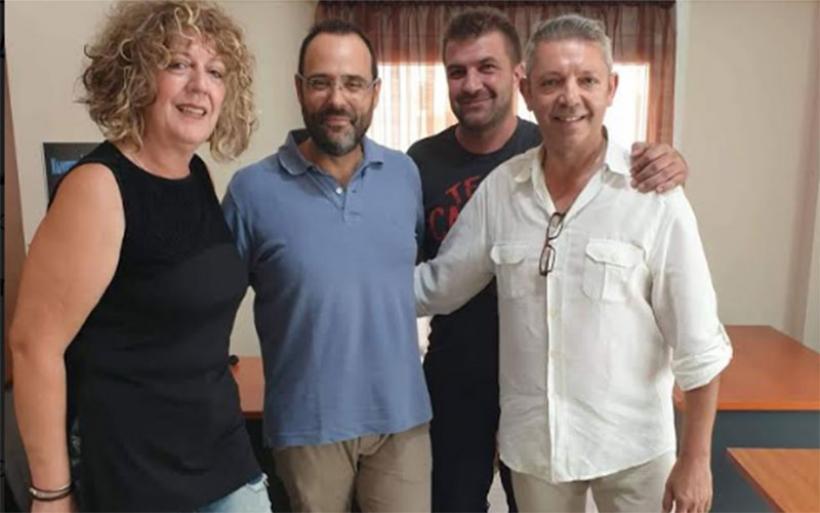 Σειρά συναντήσεων του Κωνσταντίνου Μαραβέγια στο πλαίσιο ενημέρωσης  για προβλήματα του Νομού Μαγνησίας
