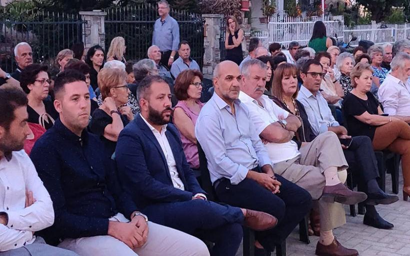 Ο Αλέξανδρος Μεϊκόπουλος στην ΕΥΞΕΙΝΟΥΠΟΛΗ και το ΒΕΛΕΣΤΙΝΟ