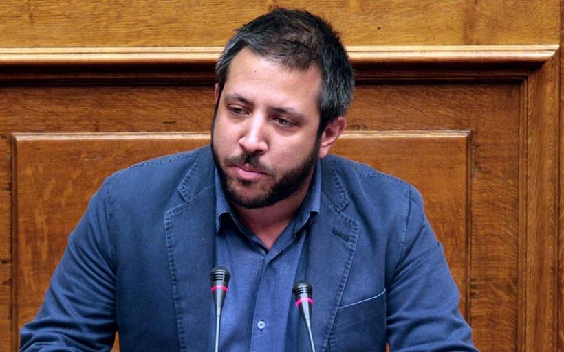 Ευχαριστήριο Μήνυμα Αλέξανδρου Μεϊκόπουλου για την επανεκλογή του