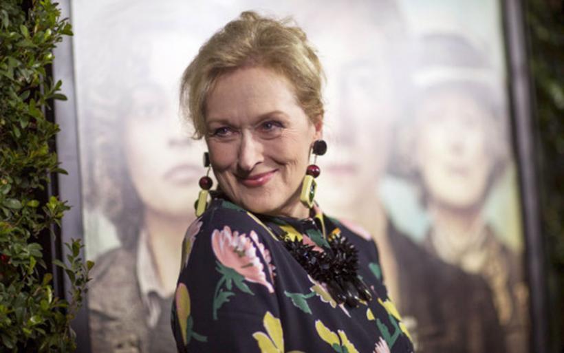 Η Μέριλ Στριπ θα τιμηθεί με τη Χρυσή Σφαίρα για την προσφορά της στην τέχνη