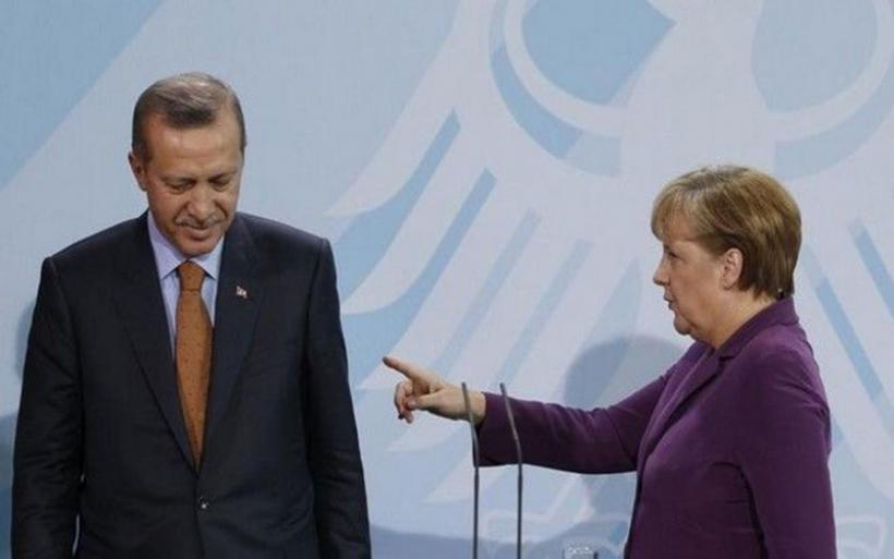 Η Μέρκελ στην Άγκυρα. Οι σχέσεις Βερολίνου - Άγκυρας σε τεντωμένο σχοινί