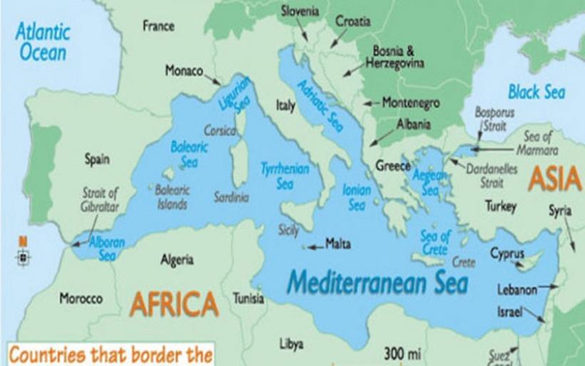 Επιστημονική μελέτη: Μεγάλες πόλεις της Μεσογείου θα γίνουν έρημοι