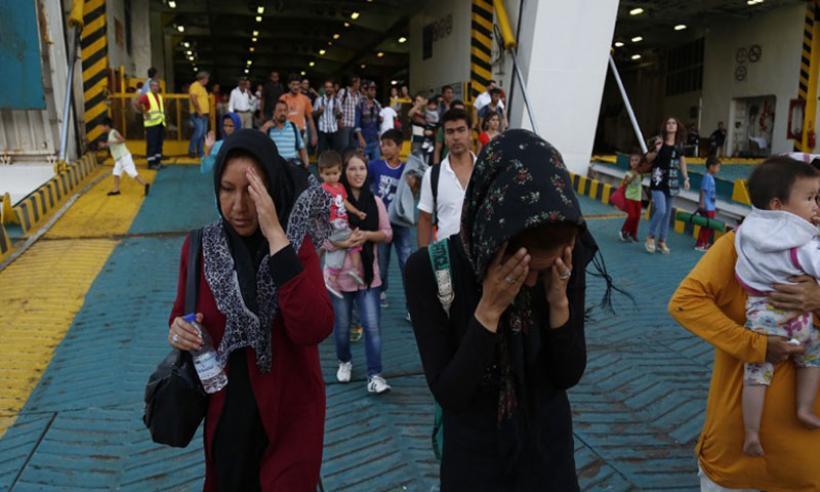Μειώθηκαν οι μεταναστευτικές ροές