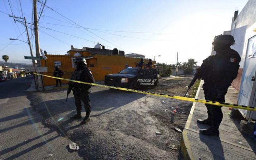 Νεκρός από σφαίρες αγνώστων και τέταρτος δημοσιογράφος στο Μεξικό μέσα στο 2018