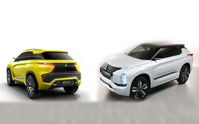Στροφή στα ηλεκτρικά SUV από την Mitsubishi