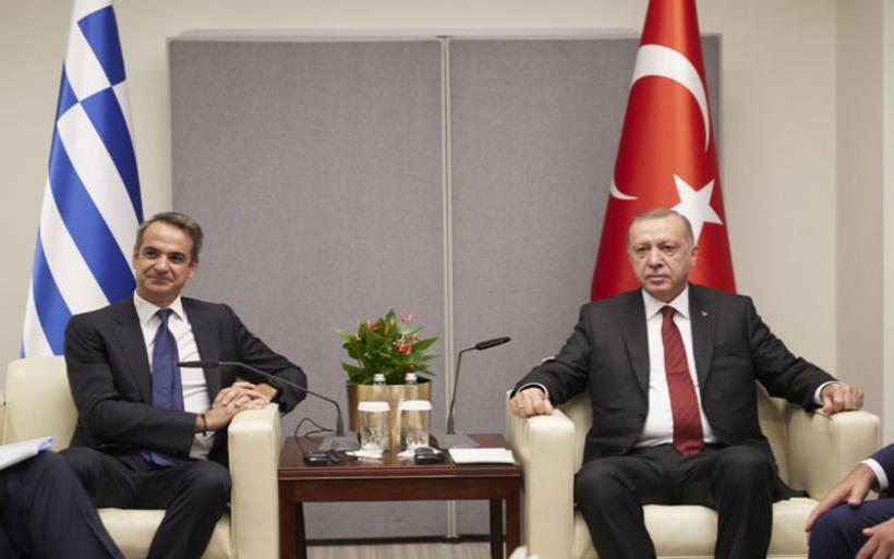 Μητσοτάκης: Θα θέσω στον Ερντογάν όλα τα θέματα της τουρκικής προκλητικότητας