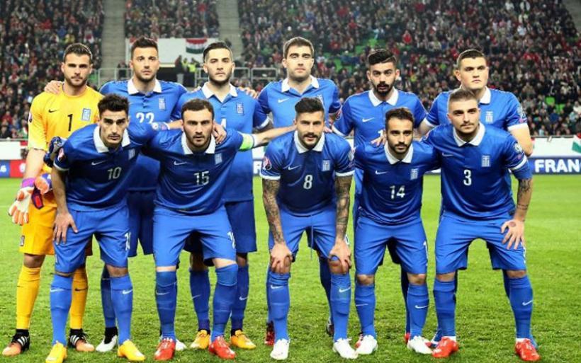 Πετάει η εθνική ομάδα ποδοσφαίρου για τις Βρυξέλλες