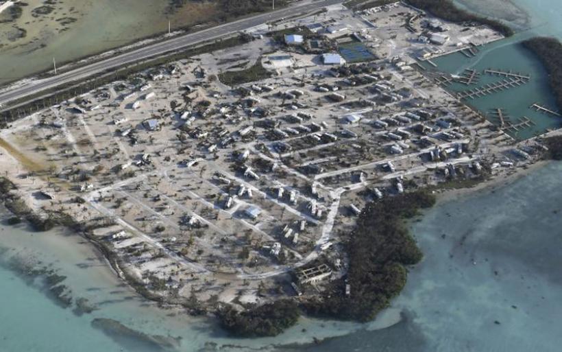 Η Ίρμα πέρασε, τα προβλήματα παραμένουν - Εντατικές εργασίες στη Φλόριντα για την αντιμετώπιση των καταστροφών