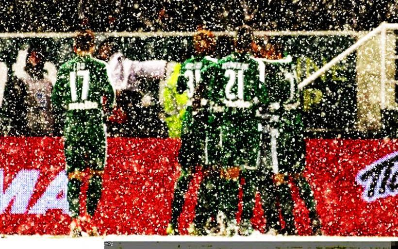 Με... χιονόμπαλα του Λέτο, 1-0 την Κέρκυρα ο Παναθηναϊκός