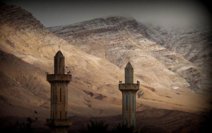 Η Σαχάρα στα λευκά - Χιόνι στην έρημο μετά από 37 χρόνια