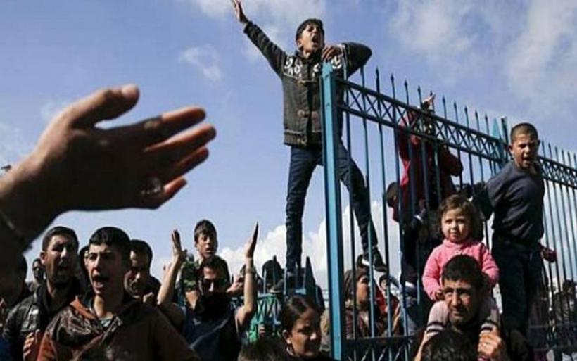 Ηλεία: Ήρθαν στα χέρια στην ενημέρωση για τους πρόσφυγες