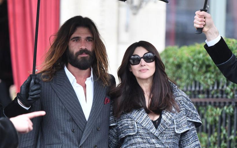 Αυτός είναι ο νέος και πολύ γοητευτικός σύντροφος της Monica Bellucci