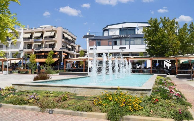 Σε τροχιά εκκίνησης το Ανοικτό Κέντρο Εμπορίου (Open Mall) του Δήμου Αλμυρού