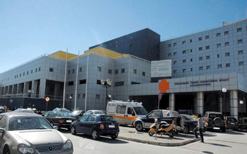 Κατέληξε ο 26χρονος που έπεσε από τον 7ο όροφο του Νοσοκομείου Βόλου