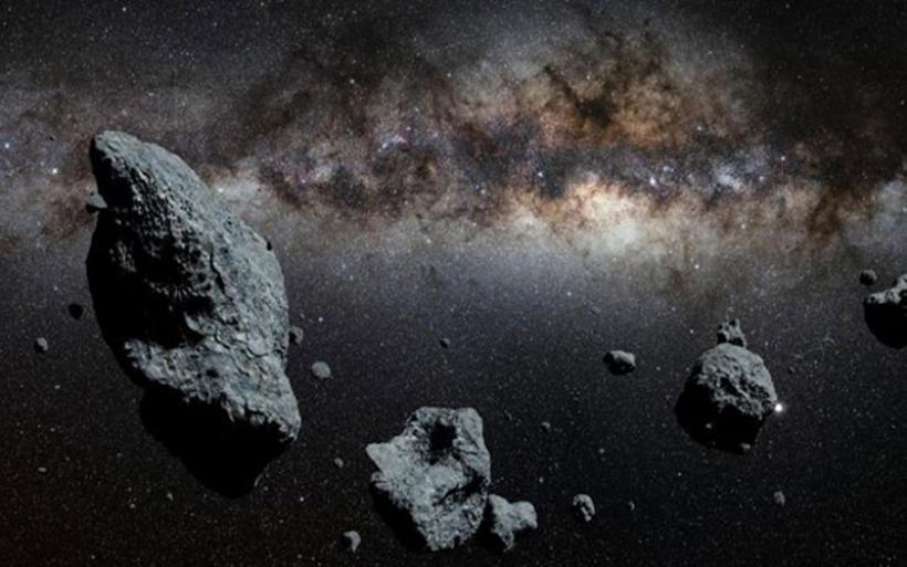 Η ΝASA προειδοποιεί - Τρεις αστεροειδείς θα ξυρίσουν τη Γη