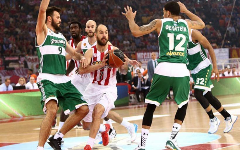 Πρόωρος τελικός Κυπέλλου ανάμεσα σε Ολυμπιακό και Παναθηναϊκό
