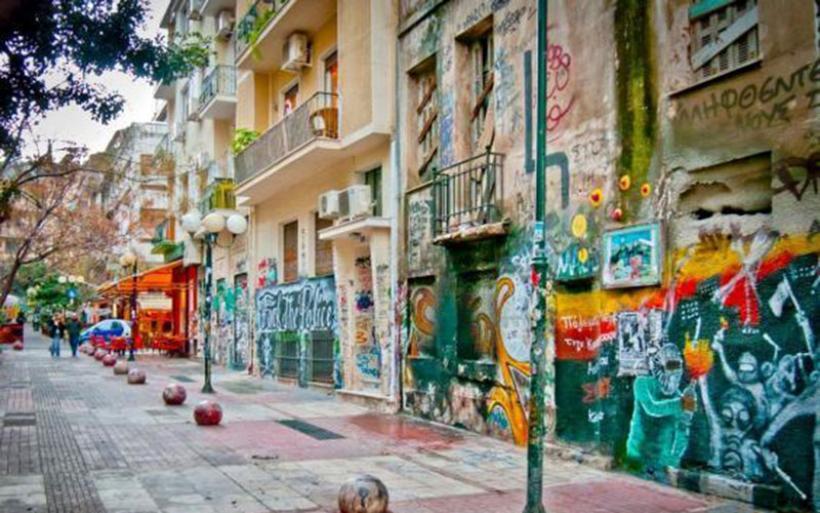 Τα Εξάρχεια μέσα στις 23 πιο κουλ γειτονιές στην Ευρώπη