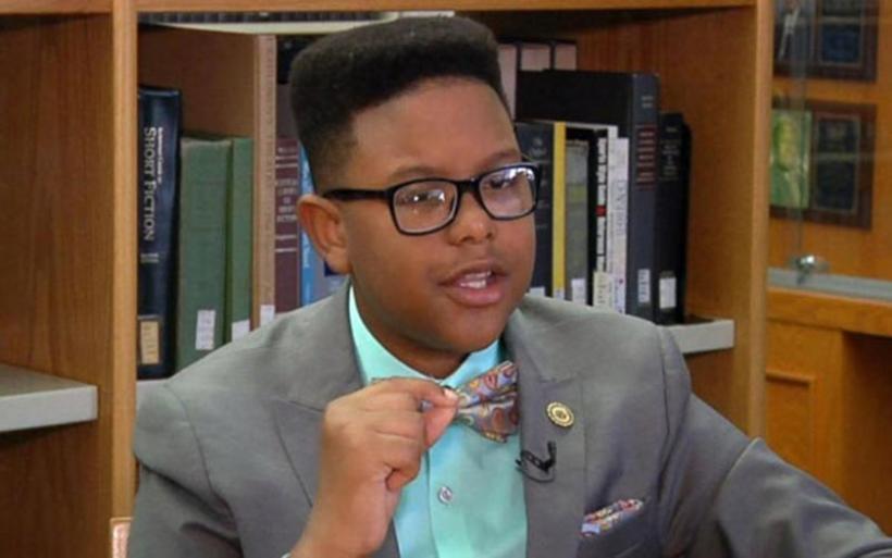 11χρονος ιδιοφυΐα φοιτά σε Πανεπιστήμιο με υποτροφία!