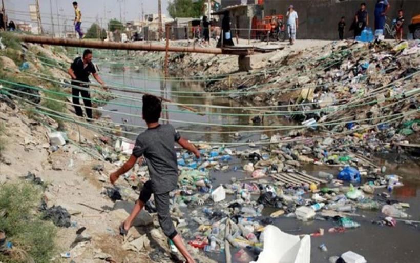 Ιράκ: 111.000 άνθρωποι δηλητηριάστηκαν από μολυσμένο νερό στη Βασόρα