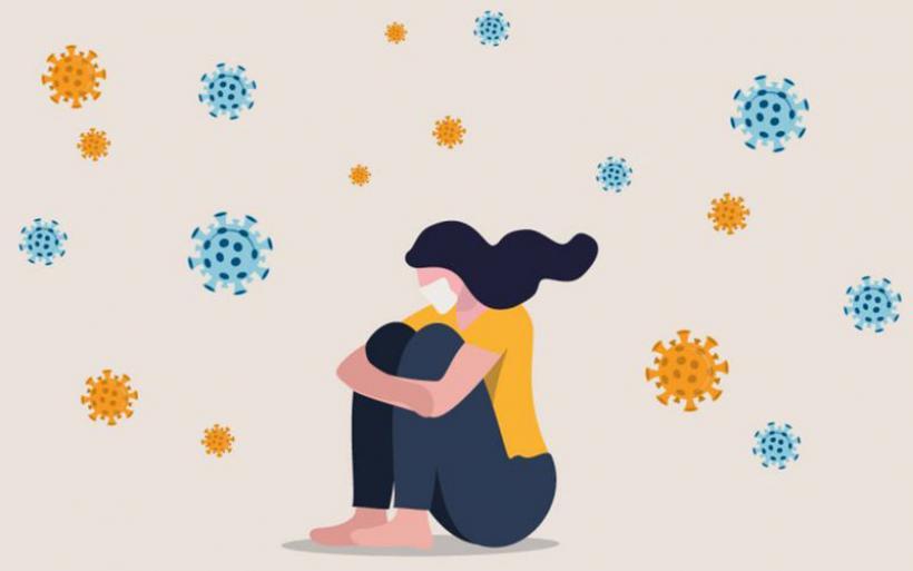 Κορωνοϊός : 1 στους 3 νοσούντες με ψυχικές ή νευρολογικές διαταραχές