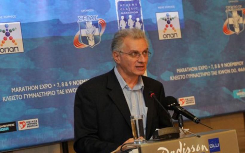 Αυτοκτόνησε ο αντιπρόεδρος του ΣΕΓΑΣ Γιάννης Σταματόπουλος