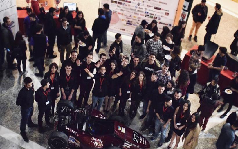 Παρουσιάστηκε το νέο μονοθέσιο «Θηρέας R» από την Centaurus Racing Team