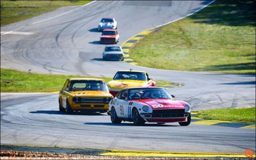 Η ένδοξη ιστορία της Nissan στο Classic Motorsports Mitty