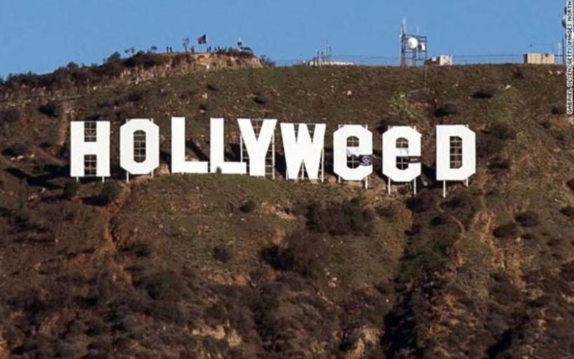 ΗΠΑ: Φαρσέρ βανδάλισε την εμβληματική πινακίδα «Welcome to Hollywood»