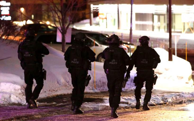 Τρόμος στον Καναδά με το τρομοκρατικό χτύπημα στο τέμενος
