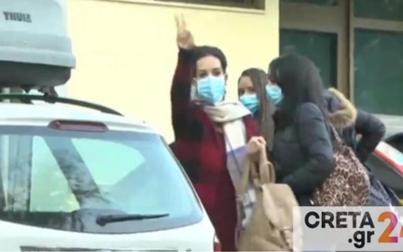 Επέστρεψαν στην Κρήτη οι νοσηλεύτριες - ηρωίδες: «Η κατάσταση είναι χειρότερη από όσο νομίζαμε»