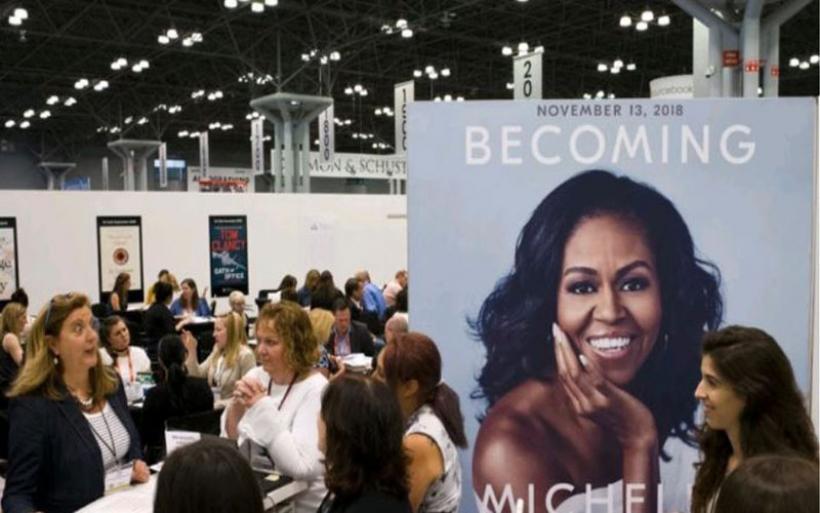 Μισέλ Ομπάμα: Ρεκόρ πωλήσεων αναμένεται από την πολυαναμενόμενη αυτοβιογραφία της