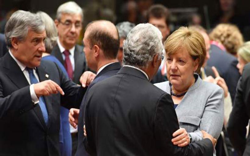 Ευρωπαίοι ηγέτες: Δεν θα ανακατευτούμε στη διένεξη Καταλονίας -Ισπανίας