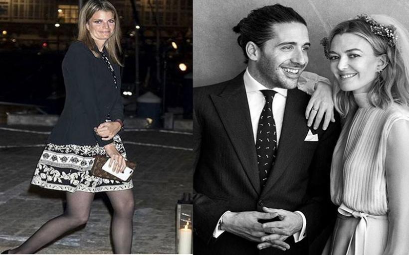 """Αθηνά Ωνάση: Τα δύσκολα πέρασαν! Chic εμφάνιση μετά από καιρό στο γάμο της κόρης του """"Mr Zara""""!"""