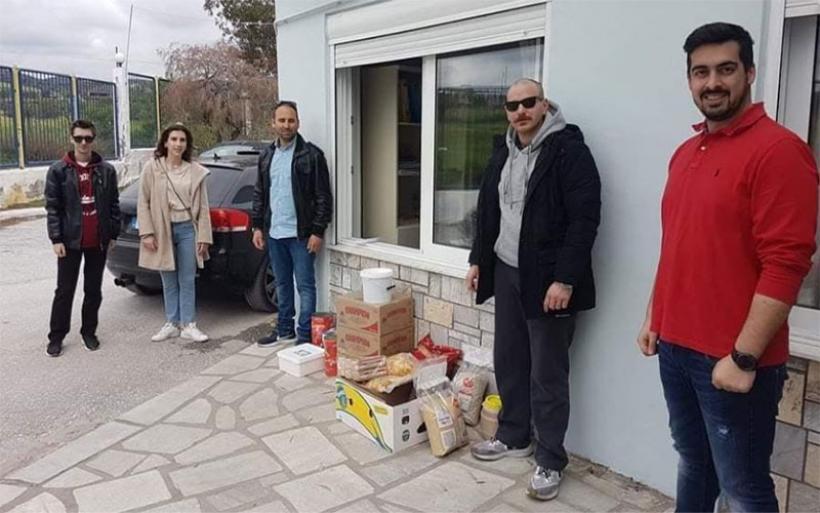 Άμεση ανταπόκριση της ΟΝΝΕΔ ΜΑΓΝΗΣΙΑΣ στην έκκληση βοήθειας του Ιδρύματος Άσπρες Πεταλούδες