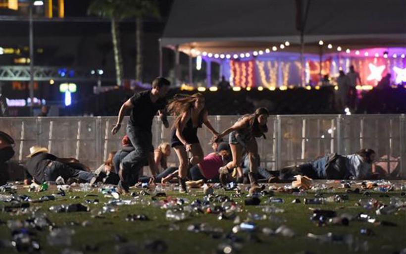 Βίντεο-ντοκουμέντο από την επίθεση σε συναυλία στο Λας Βέγκας