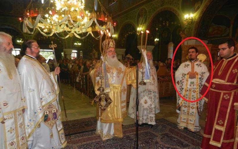 Βόλος: Πέθανε σε ηλικία 37 ετών ο ιερέας Κωνσταντίνος Στάμος