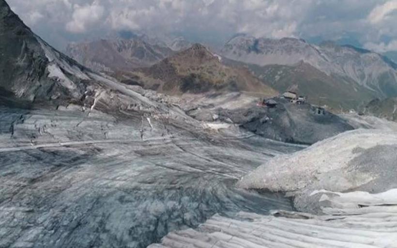 Ο πλανήτης εκπέμπει SOS: Οι ελβετικοί παγετώνες μειώθηκαν 10% μέσα σε πέντε χρόνια!