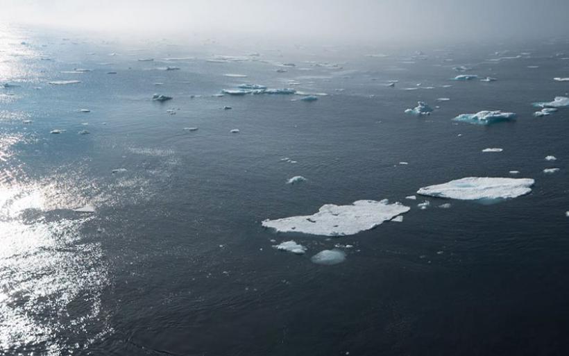 Ανατροπή στην κλιματική αλλαγή: Το λιώσιμο των πάγων πυροδοτεί νέα εποχή παγετώνων στη Γη