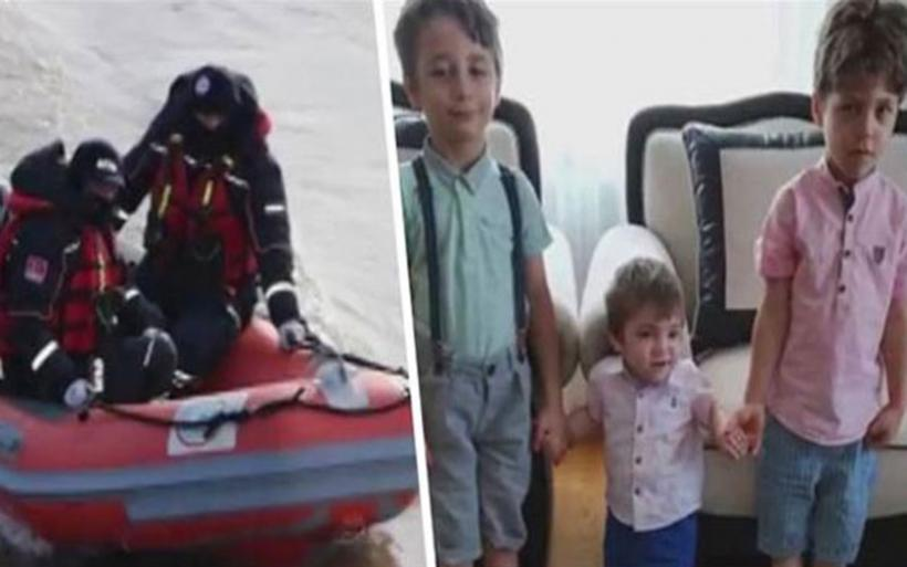 Αγωνία για την αγνοούμενη μητέρα και τα τρία της παιδιά στον Έβρο