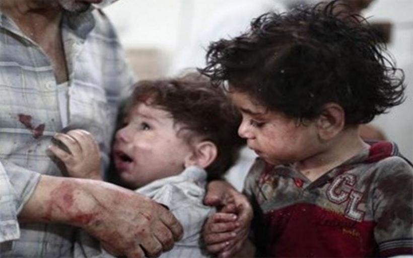 Συρία: Το 2016, η χειρότερη χρονιά για τα παιδιά