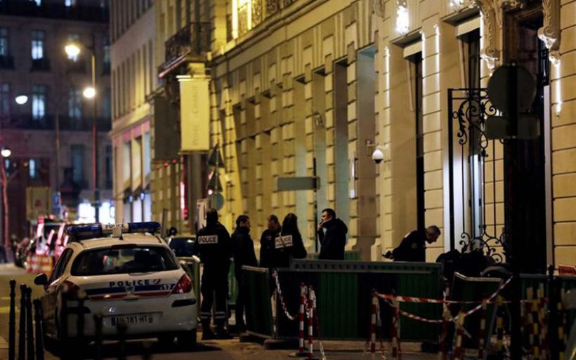 Ληστεία-μαμούθ στο Ritz του Παρισιού με λεία 4 εκατ. ευρώ