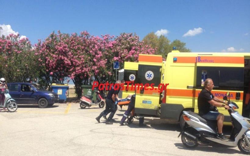 Τραγωδία στην Πάτρα: Νεκροί από πνιγμό δύο άνδρες 67 και 80 ετών