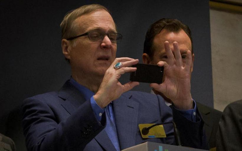 Πέθανε ο συνιδρυτής της Microsoft Πολ Αλεν σε ηλικία 65 ετών