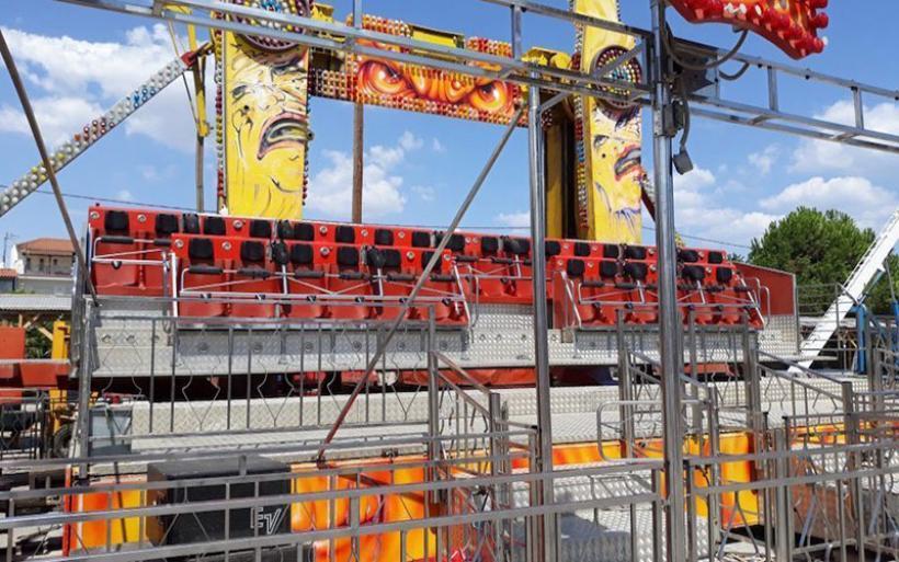 Νέες καταγγελίες για το λούνα παρκ στο παζάρι του Αλμυρού