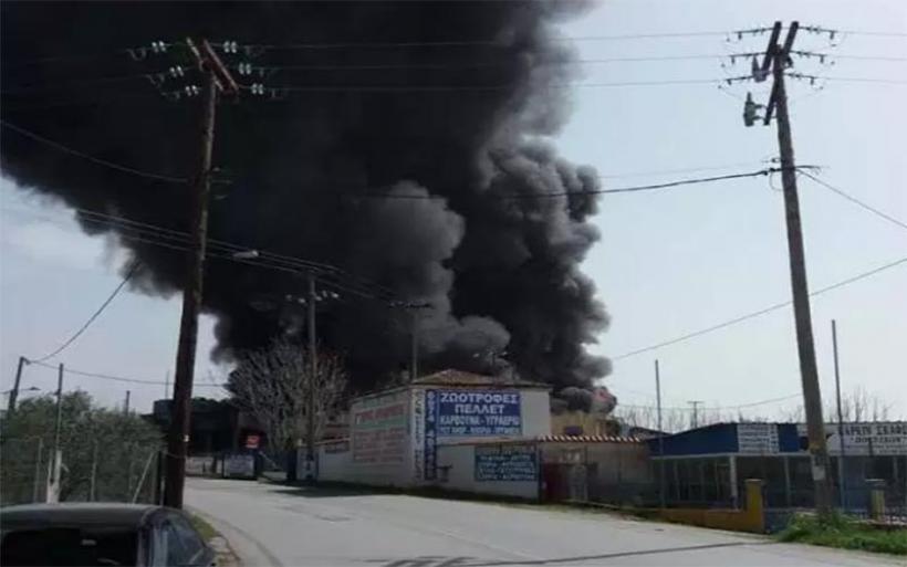 Προκαταρκτική διέταξε η Εισαγγελία Βόλου για τη φονική έκρηξη στα ψυγεία Αλεξόπουλου
