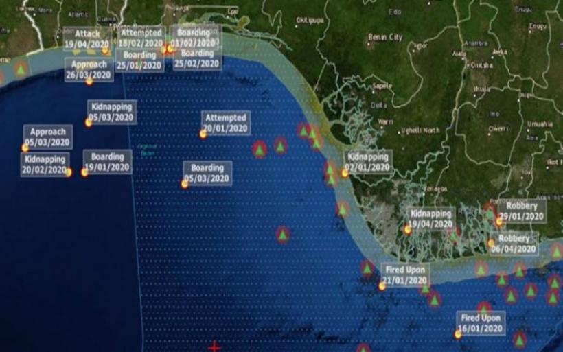 Νιγηρία: Επίθεση πειρατών σε ελληνόκτητο δεξαμενόπλοιο -Απήχθησαν 10 ναυτικοί