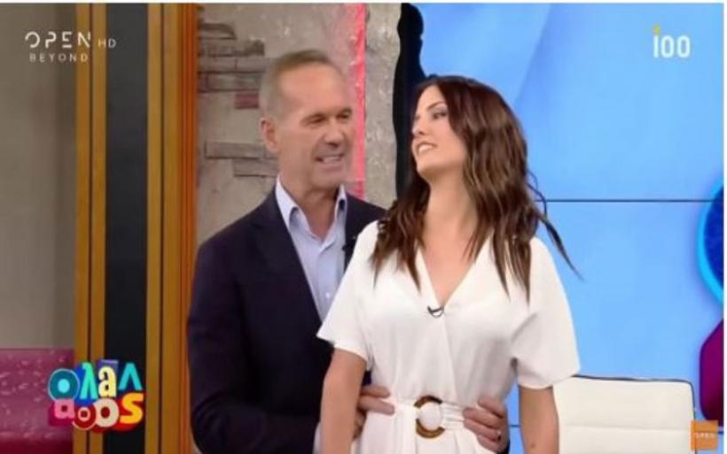 Πέτρος Κωστόπουλος – Κατερίνα Λιόλιου: Η πρώτη τηλεοπτική συνάντηση και το φλέρτ που εξελίχθηκε σε σχέση