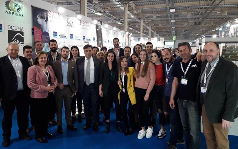 Δυναμική παρουσία της Περιφέρειας Θεσσαλίας στη σημαντικότερη διεθνή έκθεση τροφίμων και ποτών στη Ν.Α. Ευρώπη, FOOD EXPO 2019