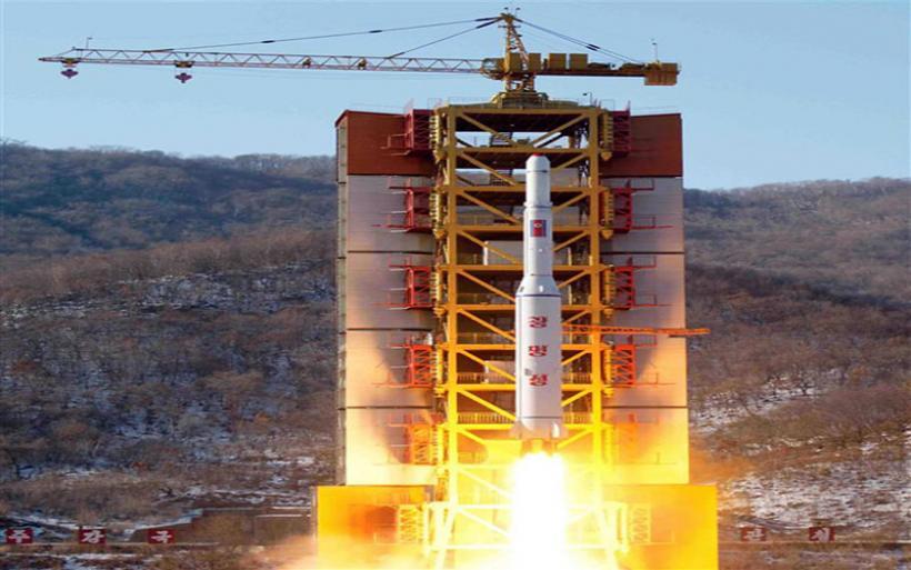 Τρίτη πυραυλική δοκιμή σε λιγότερο από ένα μήνα από τη Β.Κορέα